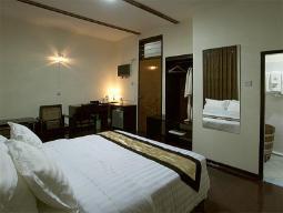 ห้องพักขนาดกว้าง เตียงใหญ่ ปลอดบุหรี่