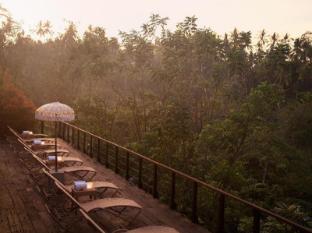 Kamandalu Ubud Resort Bali - Infinity Sundeck