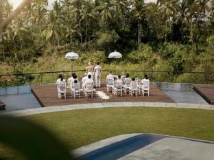 Kamandalu Ubud Resort Bali - Wedding venue (Alun-Alun)