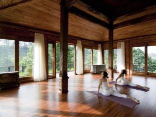 Kamandalu Ubud Resort Bali - Morning Yoga Session