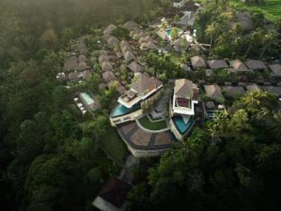 Kamandalu Ubud Resort Bali - Aerial View