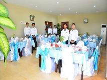 Pinlon Village Hotel & Resorts: restaurant