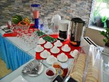 Pinlon Village Hotel & Resorts: buffet