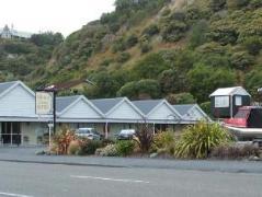Admiral Court Motel   New Zealand Budget Hotels