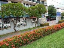 Mekong Apartment: exterior
