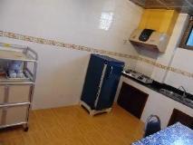Mekong Apartment: kitchen