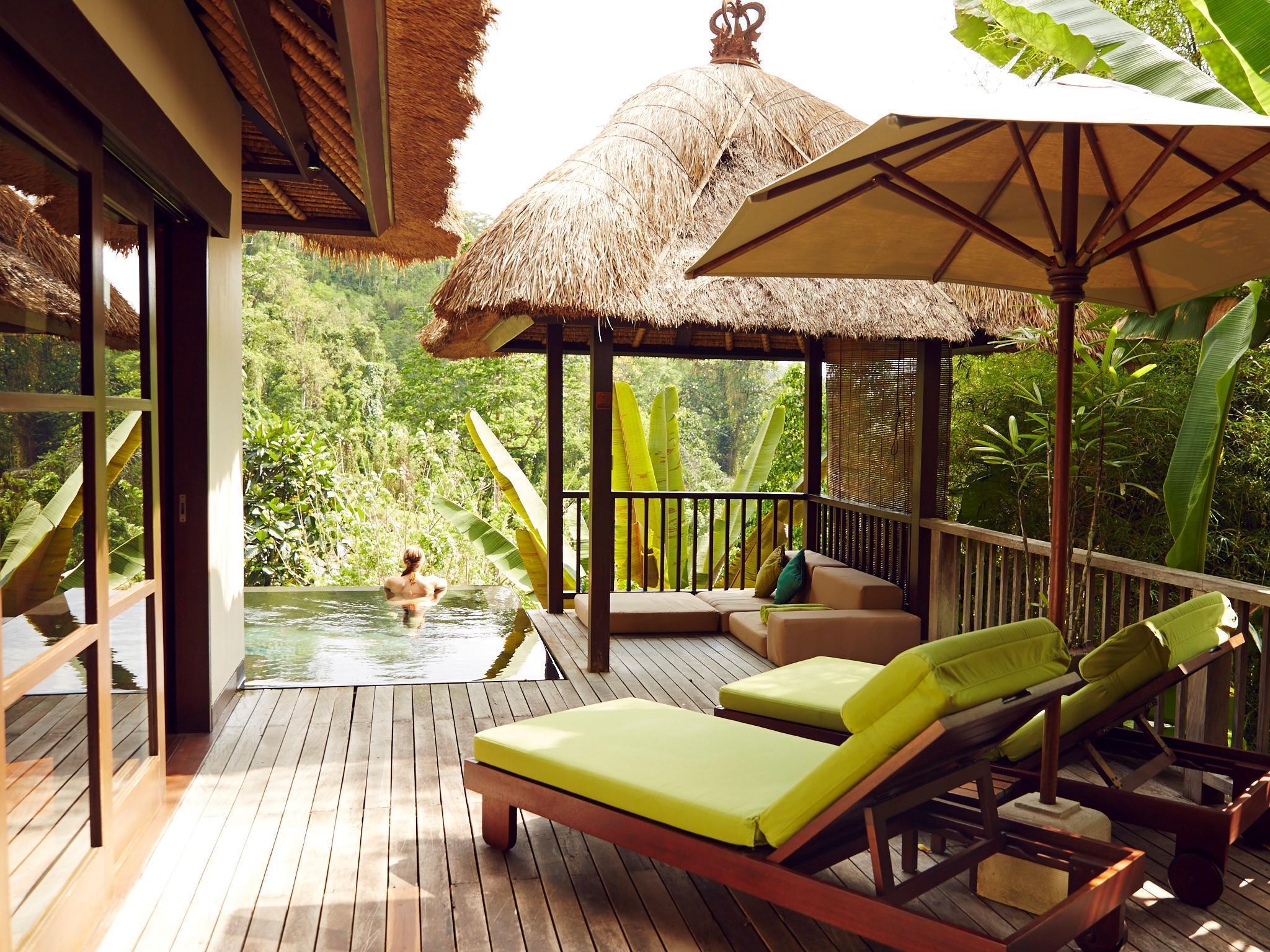 Hanging Garden Of Bali21