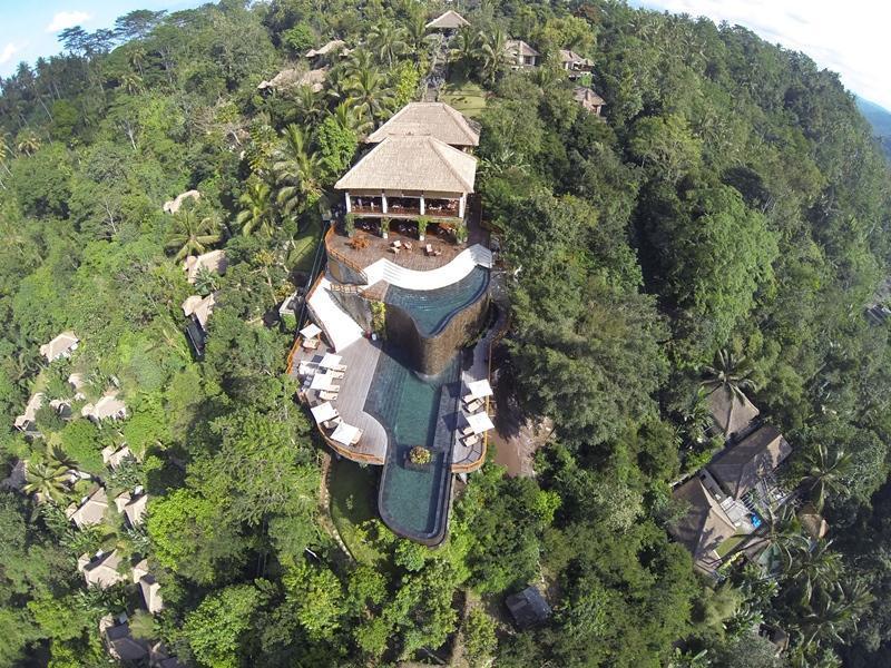 Hanging Garden Of Bali24