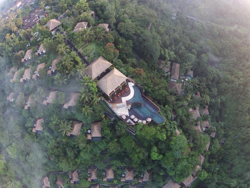 Hanging Garden Of Bali5