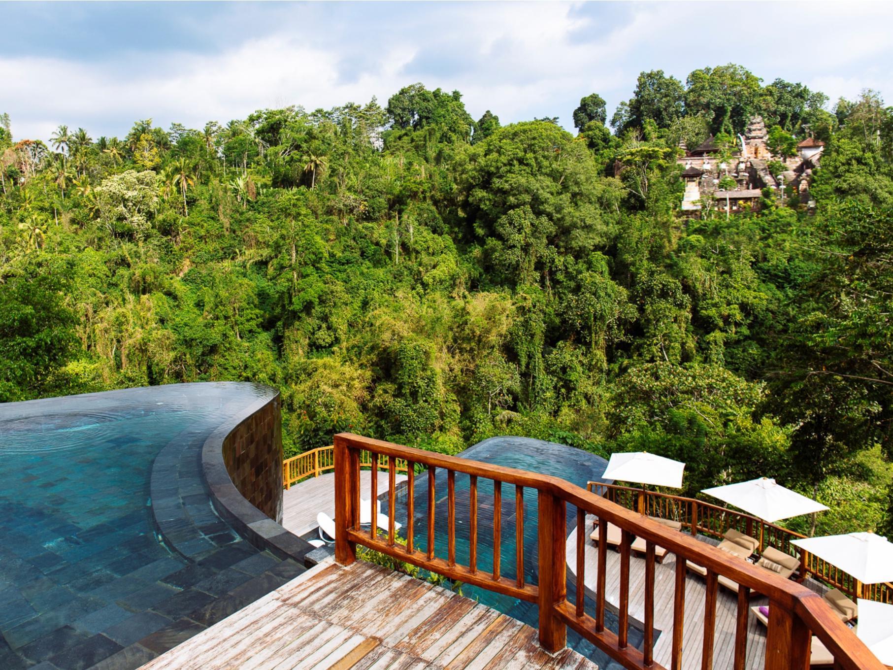 Hanging Garden Of Bali17