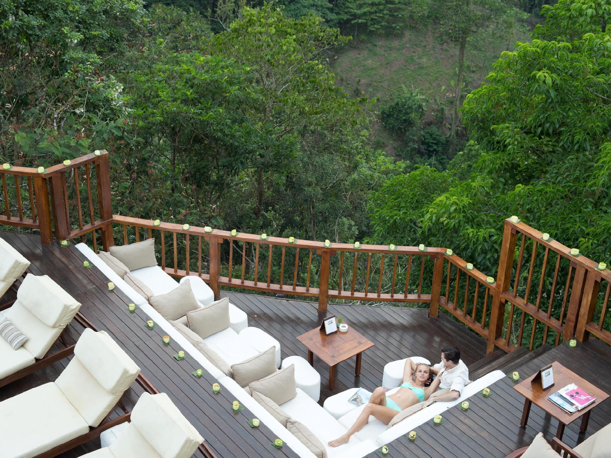 Hanging Garden Of Bali35