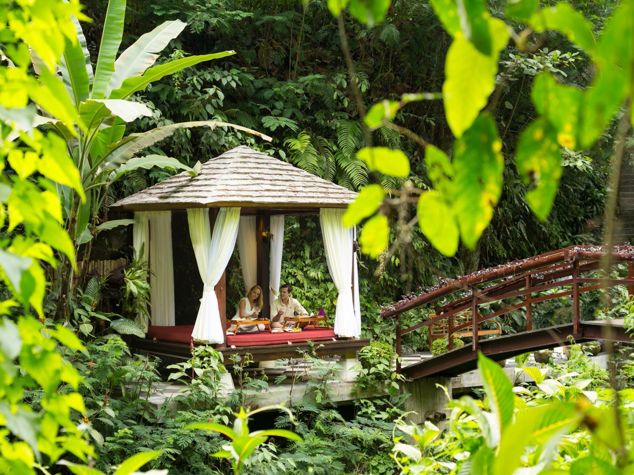 Hanging Garden Of Bali43