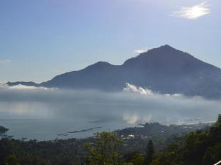 Kintamani Backpackers Bali - Best view from Room