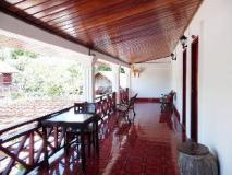 Mani Home Guesthouse: balcony/terrace