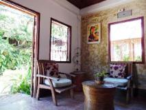 Mani Home Guesthouse: interior