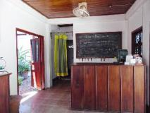 Mani Home Guesthouse: reception