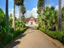 Saynamkhan Wat Nong Villa: surroundings