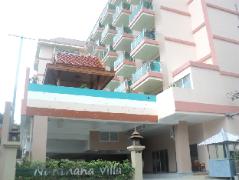 Nanthana Villa | Cheap Hotel in Pattaya Thailand