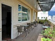 City Home B&B: balcony/terrace