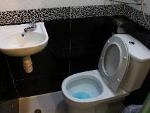 New United Co-Operate Hotel: bathroom