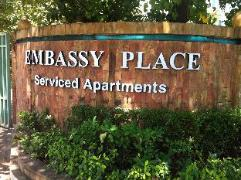 Embassy Place Apartments   Cheap Hotels in Phnom Penh Cambodia