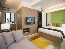 Hong Kong Hotels Booking Cheap | designer studio (queen bed only)