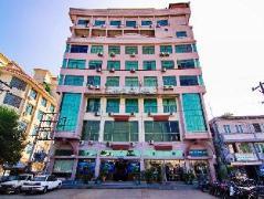 Golden City Crown Hotel   Myanmar Budget Hotels