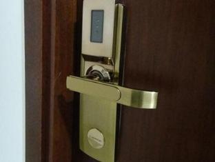 The Comfort Living Inn Hong Kong - Door Lock