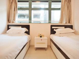 The Comfort Living Inn Hong Kong - Twin Room