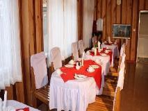 Honey Pine Hotel: restaurant