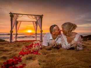 Moonlight Exotic Bay Resort Koh Lanta - Beach wedding