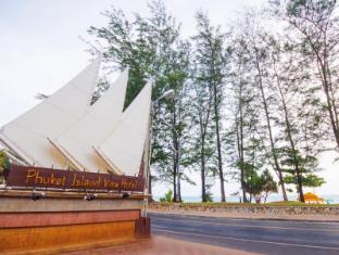 Phuket Island View Hotel Phuket - Entrance