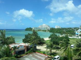 Santa Fe Hotel Guam - View from guest room