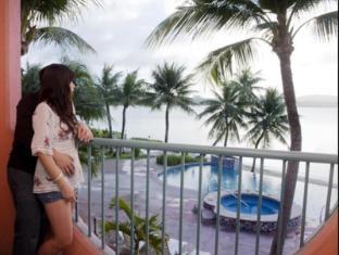 サンタ フェ ホテル グアム - 景色