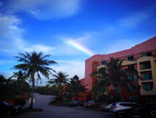 Santa Fe Hotel Guam - A szálloda kívülről