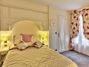 Hotel Queen Mary Parijs - Gastenkamer