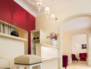 Hotel Queen Mary Parijs - Receptie