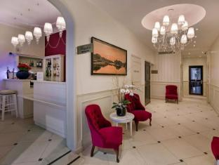 Hotel Queen Mary Parijs - Lobby