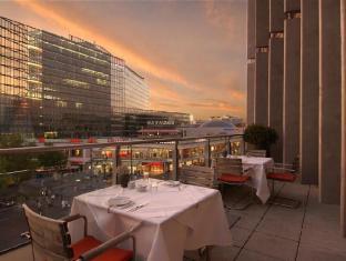 Swissotel Berlin Hotel Berlin - Balkong/terrass