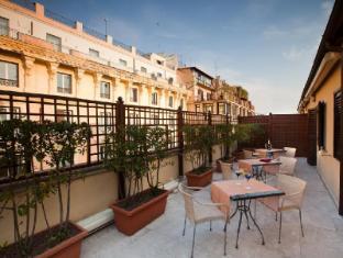 Delle Nazioni Hotel Rome - Balcony/Terrace