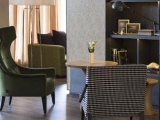 Crowne Plaza Geneva Hotel Geneva - Lobby Lounge