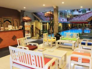 Hotel Karthi Bali - Lobby
