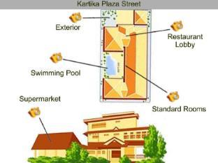Green Garden Hotel Bali - Floor Plans