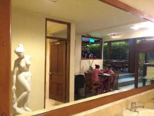Green Garden Hotel Bali - Spa Booking Desk