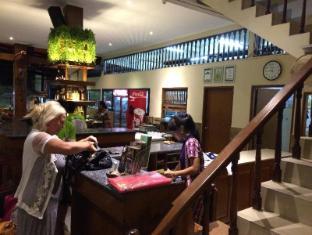Green Garden Hotel Bali - Reception