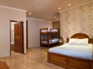 Green Garden Hotel Bali - Family Rooms available