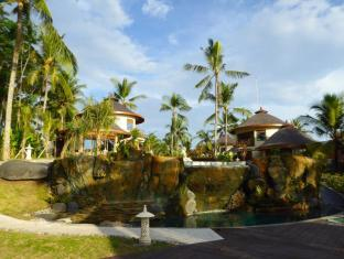 Puri Dajuma Beach Eco Resort & Spa Balis - Baseinas