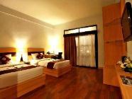 חדר דלוקס זוגי או 2 מיטות צמודות (טווין)