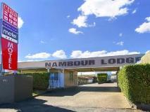 Nambour Lodge Motel: exterior