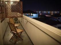 Lao Orchid Hotel: balcony/terrace